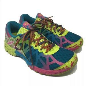 Women's Sz 8 ASICS gel noosa tri 9 running shoes